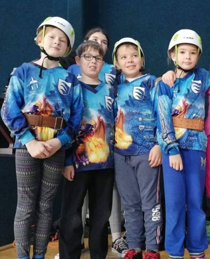 Dětské TFA 2020
